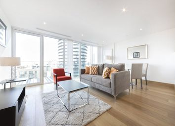 Thumbnail 2 bed property for sale in Markham Heights, 5 Crossharbour Plaza, Canary Wharf, London