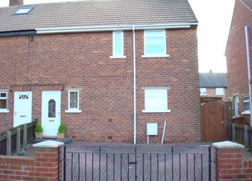 Thumbnail 2 bed semi-detached house to rent in Clydesdale Street, Hetton Le Hole