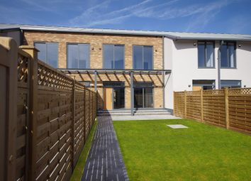 Thumbnail 4 bed terraced house for sale in Garrison Lofts, (Plot 4) New Garrison Road, Shoeburyness (1593 Sqft)