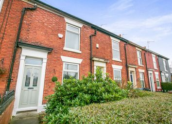 Thumbnail 3 bed terraced house for sale in Hibbert Street, South Reddish, Stockport