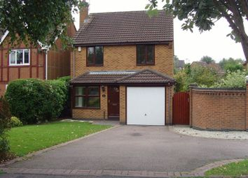 Thumbnail 4 bed property to rent in Wainwright Road, Hugglescote, Coalville