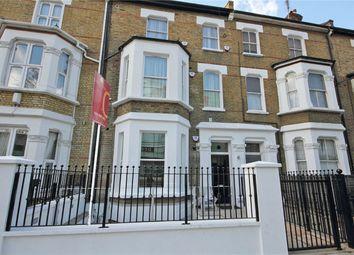 Thumbnail 1 bed flat to rent in Wood Lane, London