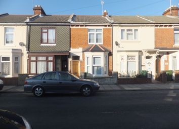 Thumbnail 4 bed shared accommodation to rent in Pretoria Road, Southsea