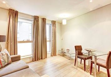 Thumbnail 1 bed flat to rent in Merchant Square, Paddington