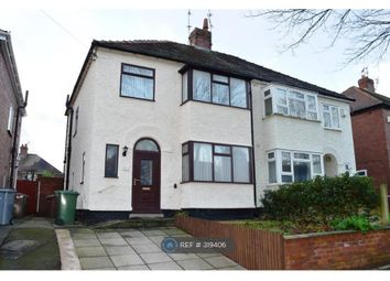 Thumbnail 3 bed semi-detached house to rent in St. David Road, Wirral