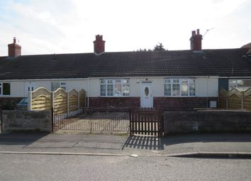 Thumbnail 2 bed terraced bungalow for sale in Shrewsbury Road, Bircotes, Doncaster