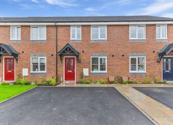 Thumbnail 3 bedroom terraced house for sale in Bentham Way, Overton Manor, Eccleshall, Stafford