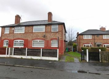 Thumbnail 3 bed semi-detached house for sale in Bosley Avenue, Withington, Manchester