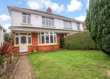 Thumbnail 3 bedroom semi-detached house for sale in Old Torrington Road, Barnstaple