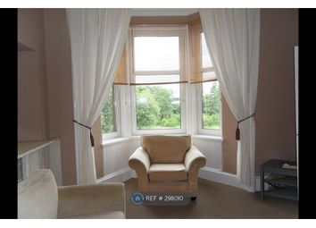 Thumbnail 1 bed flat to rent in Castlegreen St, Dumbarton