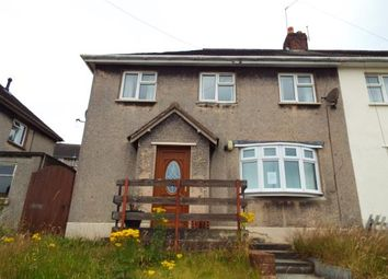 Thumbnail 3 bed semi-detached house for sale in Cheshire View, Brymbo, Wrexham, Wrecsam