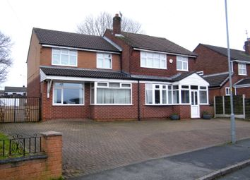 Thumbnail 6 bed detached house for sale in Welch Road, Hyde