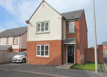 Thumbnail 3 bed detached house for sale in Whinlatter Gardens, Workington, Cumbria
