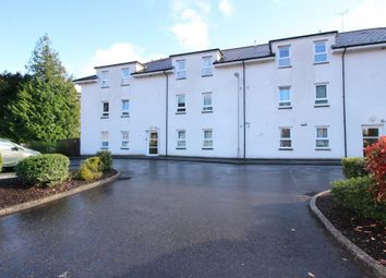 Thumbnail 2 bed flat for sale in Flat 1/2 1 Littlemill Place, Bowling