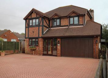 Thumbnail 4 bedroom detached house for sale in Crofton Lane, Hill Head, Fareham