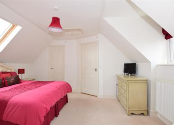 Thumbnail 4 bed detached house for sale in Ashleigh Gardens, Bluebell Hill Village, Chatham, Kent