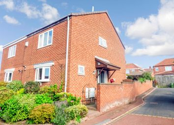 3 bed semi-detached house for sale in Mitchell Gardens, South Shields NE34