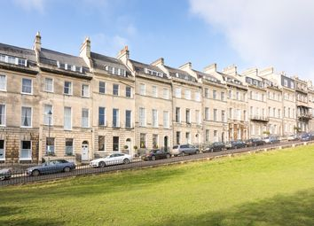 Thumbnail 2 bedroom flat to rent in 4 Marlborough Buildings, Bath