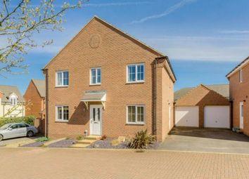 Thumbnail 4 bed detached house for sale in Eastaff Croft, Woburn Sands, Milton Keynes