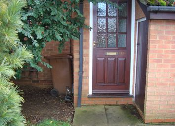 Thumbnail 2 bed maisonette to rent in Swinford Hollow, Northampton