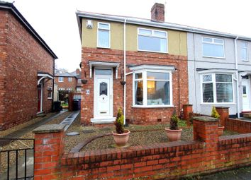 Thumbnail 3 bed semi-detached house for sale in Bensham Road, Darlington
