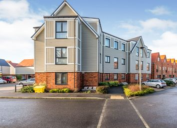 Thumbnail 1 bed flat for sale in Griffin Court, Dakota Drive, Chatham, Kent