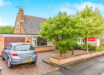 Thumbnail 3 bedroom semi-detached house for sale in The Leys, Countesthorpe, Leicester