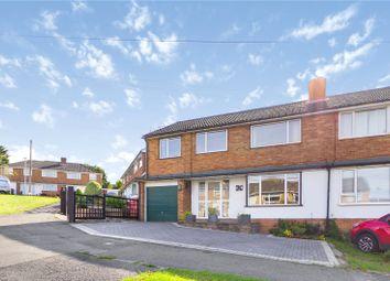 5 bed semi-detached house for sale in Elmstone Drive, Tilehurst, Reading, Berkshire RG31
