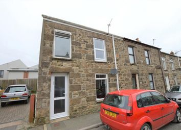 Thumbnail 2 bedroom end terrace house to rent in West Charles Street, Camborne, Cornwall