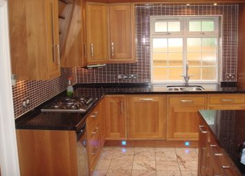 Thumbnail 4 bed detached house to rent in Wendover Drive, New Malden