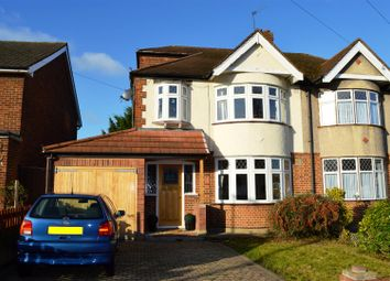 Thumbnail 4 bedroom semi-detached house for sale in The Parade, Vale Road, Worcester Park