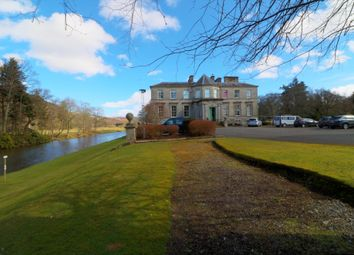 Thumbnail 1 bed flat for sale in Caley Cottages, Caledonian Road, Peebles