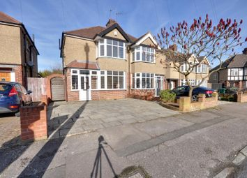 Thumbnail 3 bed semi-detached house to rent in Claremont Crescent, Croxley Green, Hertfordshire