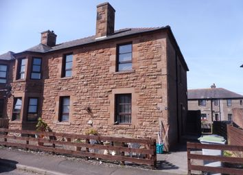 3 bed flat for sale in Hallmeadow Place, Annan DG12