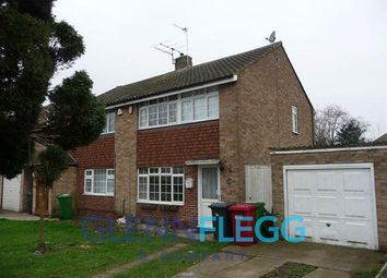Thumbnail 3 bed semi-detached house to rent in Thames Road, Langley, Slough