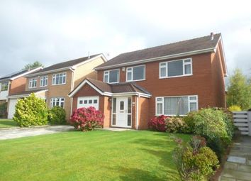 Thumbnail 4 bed detached house for sale in Balmoral Road, Widnes, Cheshire