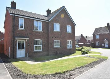 Thumbnail 2 bed semi-detached house for sale in Dales Way, Louth