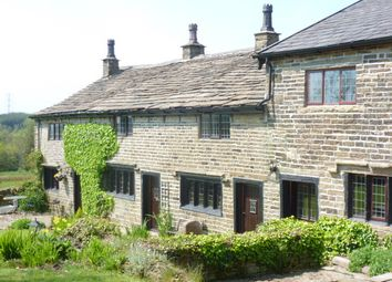 Thumbnail 2 bed cottage to rent in Hawkshaw Lane, Hawkshaw, Bury
