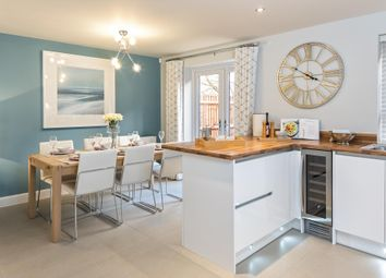 "Thumbnail 4 bedroom detached house for sale in ""Chester"" at Lightfoot Lane, Fulwood, Preston"