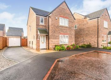 Thumbnail 3 bed detached house for sale in Millfield Park, Golborne, Greater Manchester