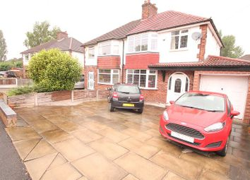 Thumbnail 3 bed semi-detached house to rent in Fairywell Drive, Sale