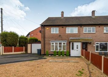 Thumbnail 3 bed semi-detached house for sale in Tiverton Road, Stoke-On-Trent, Staffordshire