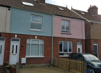 Thumbnail 3 bedroom terraced house to rent in Alexandra Road, Axminster