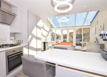 Thumbnail 4 bed town house for sale in Waterstone Way, Greenhithe, Kent