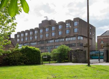 Thumbnail 2 bed flat for sale in Belgrave Court, Cowbridge Road East, Cardiff