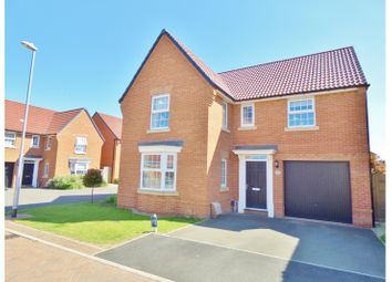 Thumbnail 4 bed detached house for sale in Glenfields North, Whittlesey, Peterborough