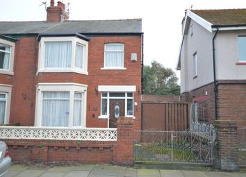 Thumbnail 3 bed semi-detached house for sale in Kingston Avenue, Blackpool