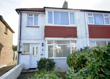 Thumbnail 3 bed end terrace house for sale in Ripley Road, Worthing, West Sussex