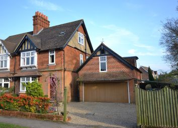 Thumbnail 4 bed semi-detached house to rent in Bridge Road, Cranleigh