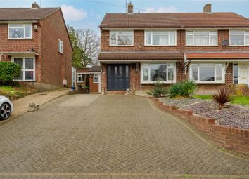 Thumbnail 3 bed semi-detached house for sale in Green Lane, Redhill